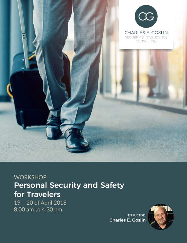 Personal Security and Safety for Travelers