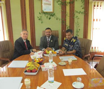 Finalizing negotiations with Government of Yemen for a critical security project